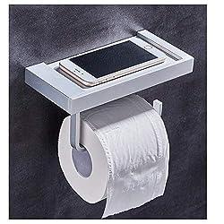 Chandelieroilet Paper Roll Holder Tissue Storage Rack Toilet Paper Holder Bathroom Accessory Sundries Organizer Bathroom Storage Helper