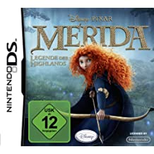 Merida - Legende der Highlands - [Nintendo DS]