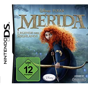Merida – Legende der Highlands – [Nintendo DS]