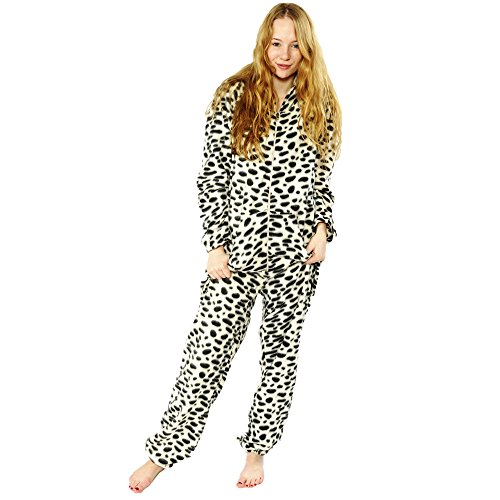 CrazyGadget® Ladies Men's Adult Unisex Soft Fleece Animal Onesies Novelty Pyjamas Nightwear Costumes with Hood - For Home, Party, Music Festival, Camping etc. - 51GtIe1dxVL - CrazyGadget® Ladies Men's Adult Unisex Soft Fleece Animal Onesies Novelty Pyjamas Nightwear Costumes with Hood – For Home, Party, Music Festival, Camping etc.