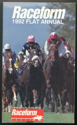 Raceform 1992 Flat Annual