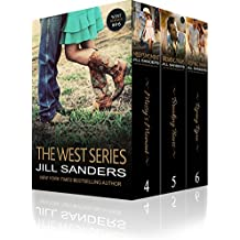 The West Series Books 4-6 (West Series Boxset Book 2)