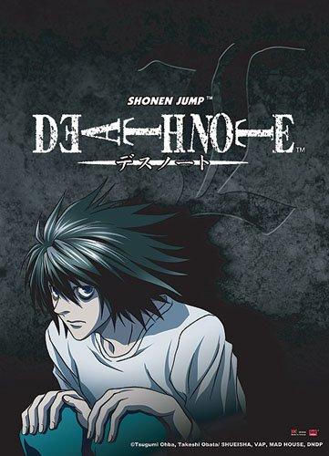 Unbekannt Great Eastern Entertainment Death Note L Wall Scroll, 33von Blumenkasten Death Note Stoff
