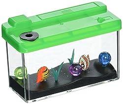 Ja Ru Magic Grow Aquarium Watch Your Fish Grow (Pink)