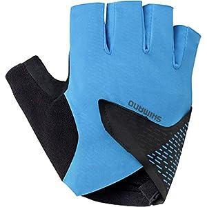 SHIMANO Evolve Gloves Men Blue 2019 Fahrradhandschuhe
