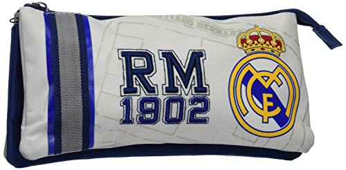 Real Madrid PT-253-RM – Portatodo triple bordado