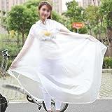 Auto elettrica impermeabile / bicicletta staccabile stile casco stile moda trasparente singolo studente maschio e femmina , 1