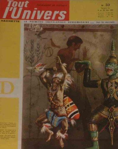 TOUT L'UNIVERS - Histoire de la danse - 33