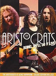 Boing We'Ll Do It Live! (2cd+dvd)