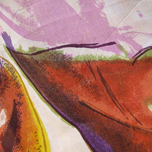 Baumwolle Kaftan mit Blumenmuster Sommerkleid Kaftan Tunika Licht Pfirsich