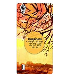 PRINTVISA Quotes Life Case Cover for VIVO Y15S