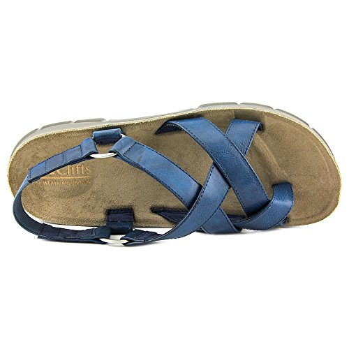 Azul Mountain Kunstleder Sandale Gladiador Defletor White zBpq0x