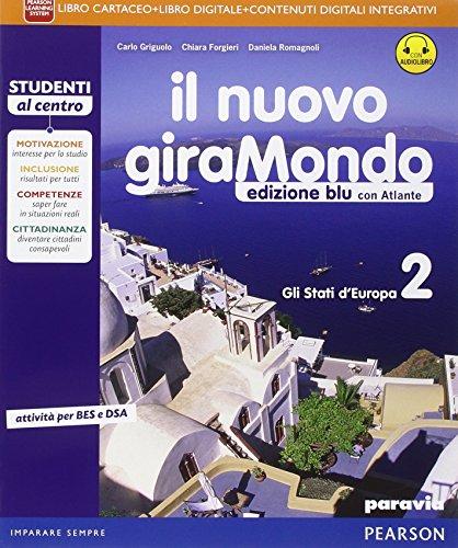 Nuovo giramondo. Ediz. blu. Per la Scuola media. Con e-book. Con espansione online: 2