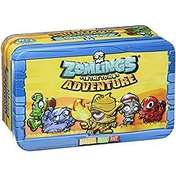 Martomagic Zomlings - Lata Adventure Zomlings (varios modelos)