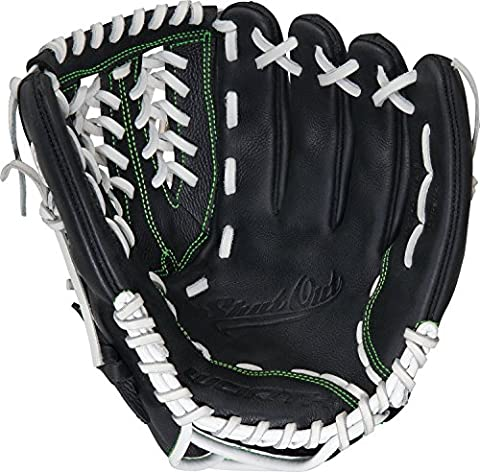 Worth Shutout Keilani Fastpitch Softball Glove - 12,5 inch - for left handed thrower! (Infielders Glove)