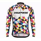 Uglyfrog #16 2017 Lange Ärmel Trikots & Shirts Herren Radsport Bekleidung Frühling Sport & Freizeit Top