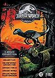 DVD - Jurassic park 1-5 (5 DVD)