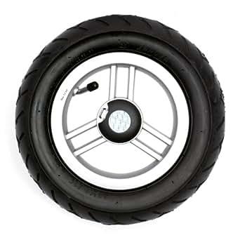 Roue pour chariot de courses de la série ROYAL et ROYAL PLUS, roues pneumatiques et à roulement à billes, garantie 3 ans, Made in Germany