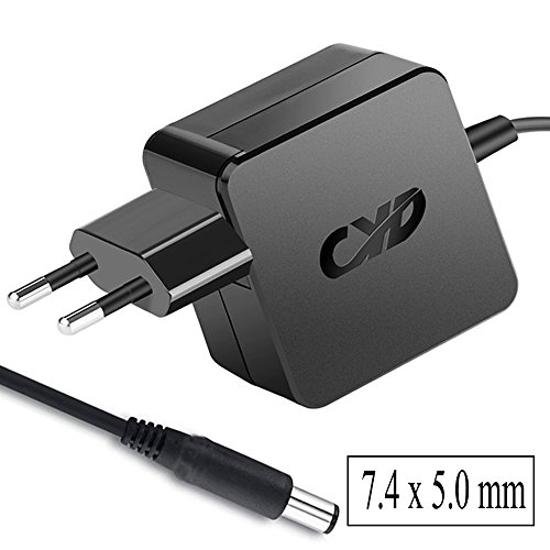 CYD 45W 19.5V 2.31A PowerFast-Notebook-Netzteil für HP EliteBook 840 Revolve 810 G1 430 431 430 ProBook 430 G2 820 G1 G2 HSTNN-DA40 HSTNN-LA35 HSTNN-DA40 ADP-120-ZB BC, 8.2 FT Power-AC-Adapter Kable (Hp-laptop-ladegerät Elitebook 8460)