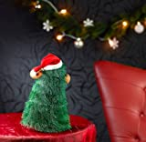 "infactory Singender, tanzender Weihnachtsbaum ""Swinging Xmas Tree"", 27 cm - 4"