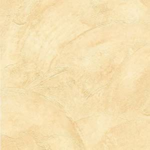 Papier Peint Vinyl Lourd Intissé Ravenna Jaune 52cm x 10,05m