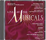 Songtexte von The West End Orchestra & Singers - Love at the Musicals