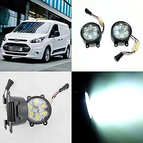 Luglio King LED Giorno luci 6500K 1260LM 18W LED Fendinebbia