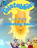 Teletubbies fun time coloring book by go with the flo books (2015-11-25)