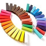 Haarkreide-Set mit 36 Farben