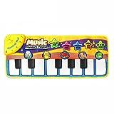 Baby Musik Spiel Spielzeug Teppich Finger Touch Infant Frühe Bildung Puzzle Elektronische Klavier Lerndecke Kinderspielzeug