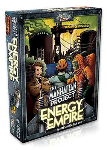 DOIT The Manhattan Project: Energy Empire - Juego de Mesa [Castellano]