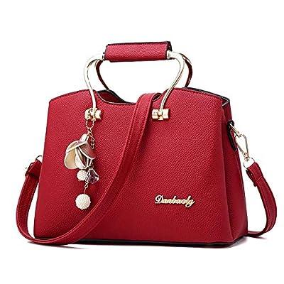 Women Tote Handbag Shoulder Bag, Elegant PU Leather Cross Body Bags Purse Hobo Handbags Ladies Tote Bag