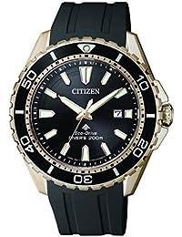 citizen Analog Black Dial Men's Watch-BN0193-17E