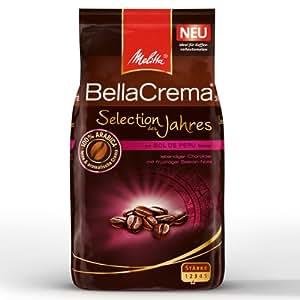 1kg Melitta BellaCrema® Selection des Jahres 2014 Mit Volcaño Panama Bohnen