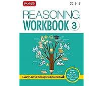 MTG Olympiad Reasoning Workbook - Class 3 (2018-19)