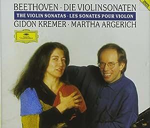 Beethoven : les 10 Sonates pour violon et piano