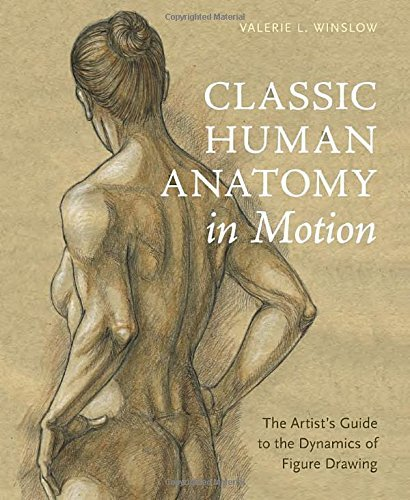Classic Human Anatomy in Motion: The Artist's Guide to the Dynamics of Figure Drawing by Valerie L. Winslow (2015-10-07)