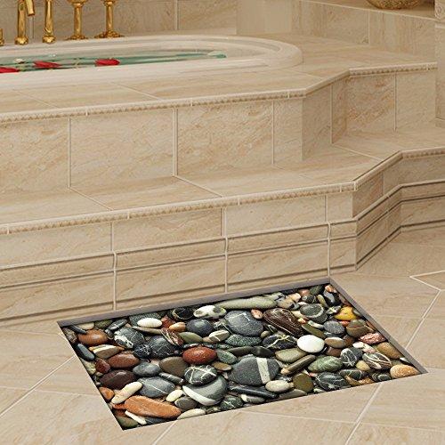 Decorazioni di natale per halloween 3d (pietra) bagno / water / salotto / camera da letto / - / - / hd / autoadesivi / decorativo dipinto (58 * 90cm)