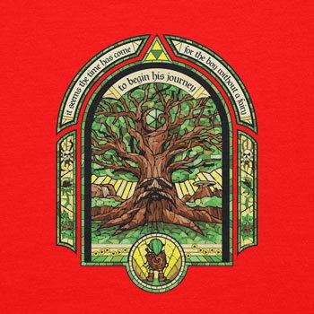 Planet Nerd - The Boy without a Fairy - Damen T-Shirt Rot