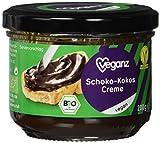 Veganz Bio Schoko-Kokos Creme, 2er Pack (2 x 200 g)