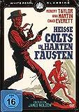 DVD Cover 'Heiße Colts in harten Fäusten - Original Kinofassung