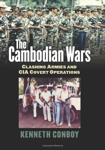 The Cambodian Wars (Modern War Studies)