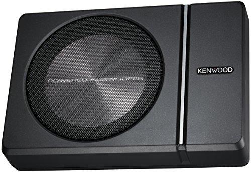 Kenwood KSC-PSW8 Kompakter Aktivsubwoofer Schwarz