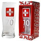 Bierglas 0,5L Medizin