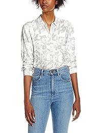 Mavi Damen Bluse Long Sleeve Shirt