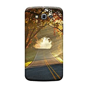 CaseLite Premium Printed Mobile Back Case Cover With Full protection For Samsung Grand 2 7106 (Designer Case)