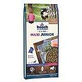 bosch 44017 Hundefutter Junior Maxi Plus 15 kg bei Amazon ansehen
