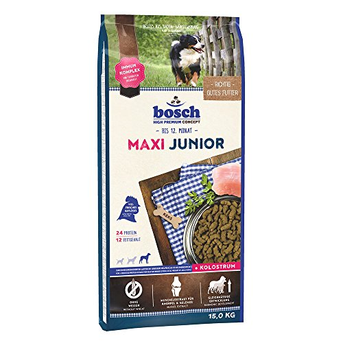 Bosch Junior Maxi Plus 44017 Hundefutter 15 kg