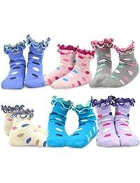 naartjie niños niñas calcetines de algodón 6pares pack 2015Nuevo estilo