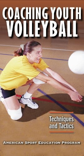 Preisvergleich Produktbild Coaching Youth Volleyball: Techniques & Tactics [VHS]